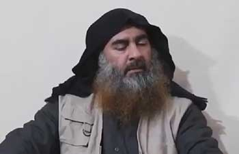Turkey arrests al-Baghdadi's sister, relatives in Syria
