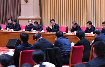 Senior CPC official urges publicizing spirit of key Party plenum