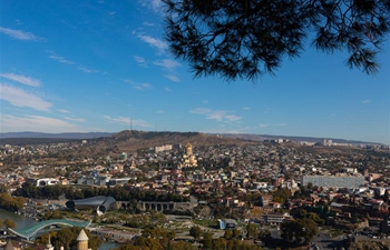 In pics: view of Tbilisi, capital of Geogria