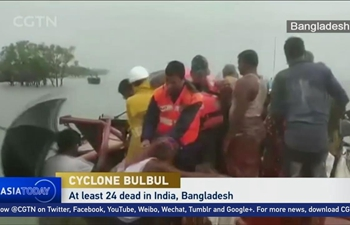 At least 24 dead in India, Bangladesh