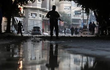 Gaza militants fire rockets at Israeli cities after Islamic Jihad commander killed