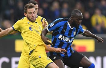 Serie A soccer match: FC Inter vs. Hellas Verona