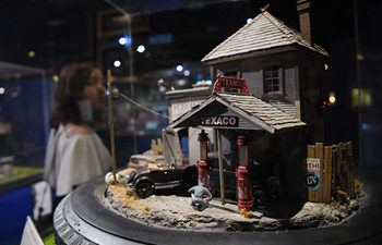 In pics: Miniatures Museum in Taipei, SE China's Taiwan