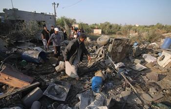 6 killed as Israel strikes Islamic Jihad leader's house in Gaza
