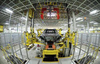In pics: Beijing Hyundai plant in Cangzhou