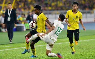 Malaysia beat Indonesia 2-0 in FIFA World Cup Asian qualifier