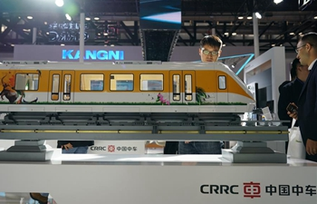 International exhibition on modern railways held in Beijing