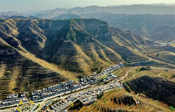 Scenery of Handan, north China's Hebei