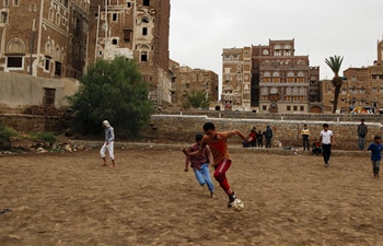 People's daily life in Sanaa, Yemen