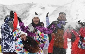 14th Xinjiang Winter Tourism Trade Fair opens