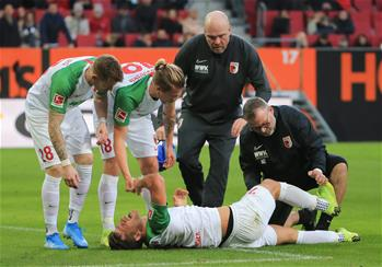 German Bundesliga: Augsburg vs. Hertha