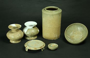 Ancient tomb clusters unearthed in E China