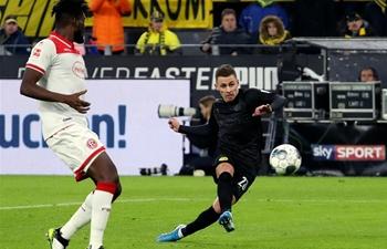 German Bundesliga: Borussia Dortmund vs. Fortuna Dusseldorf