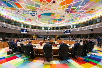 In pics: 2nd day of EU summit