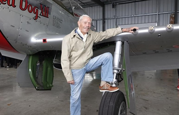 Event honoring contributions of Flying Tigers in WWII held in San Francisco