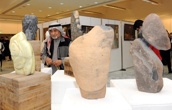 Kuwait launches plastic art exhibition