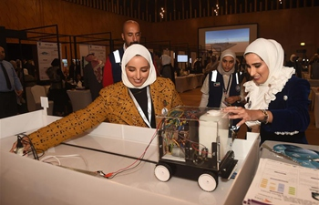 Highlights of engineering design exhibition in Kuwait City