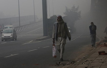 Dense fog hits Indian capital, disrupting rail, air transport