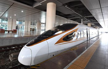 High-speed rail connects Inner Mongolia, Beijing