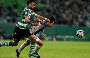 Portuguese Primeira Liga: FC Porto vs. Sporting CP