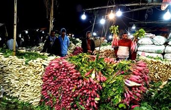 In pics: Karwan Bazar in Dhaka, Bangladesh