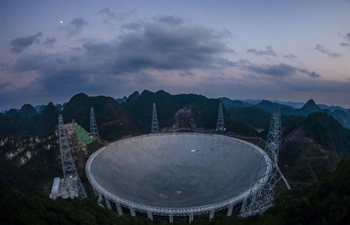 World's largest radio telescope starts formal operation
