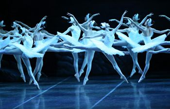 Shanghai Ballet makes NYC debut with Grand Swan Lake