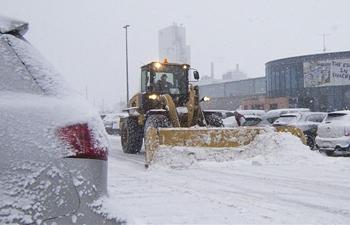 In pics: snow days in Toronto, Canada