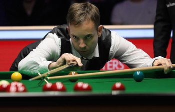 Snooker Masters final match: Stuart Bingham vs. Ali Carter