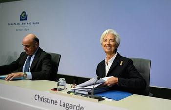 ECB keeps key interest rates unchanged, launches strategy review