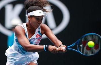 Highlights of women's singles 2nd round at Australian Open