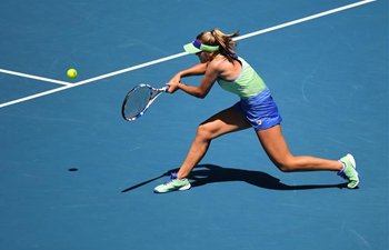 Highlights of Australian Open tennis championship on Day 9