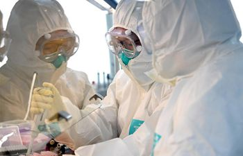 Virus-hit Wuhan speeds up diagnosis of patients