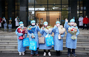 23 coronavirus-infected patients cured in Hubei