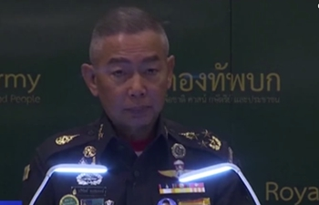 Thai army chief takes blame in country's worst mass shooting
