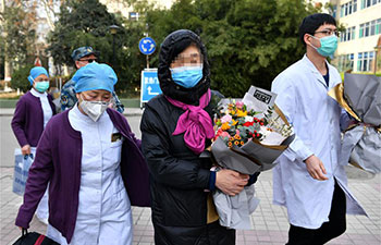 First COVID-19 patient in critical condition cured in Xi'an