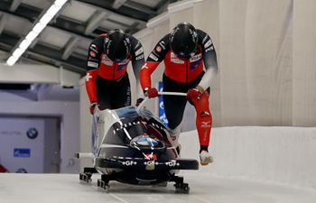 In pics: IBSF World Cup Bobsleigh and Skeleton series