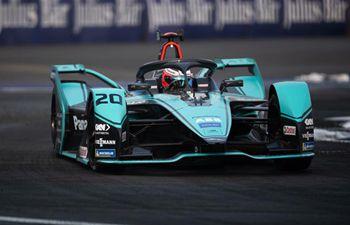Highlights of ABB Formula-E Championship Mexico City E-Prix
