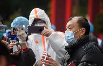 31 patients infected with severe novel coronavirus discharged from hospital in Wuhan