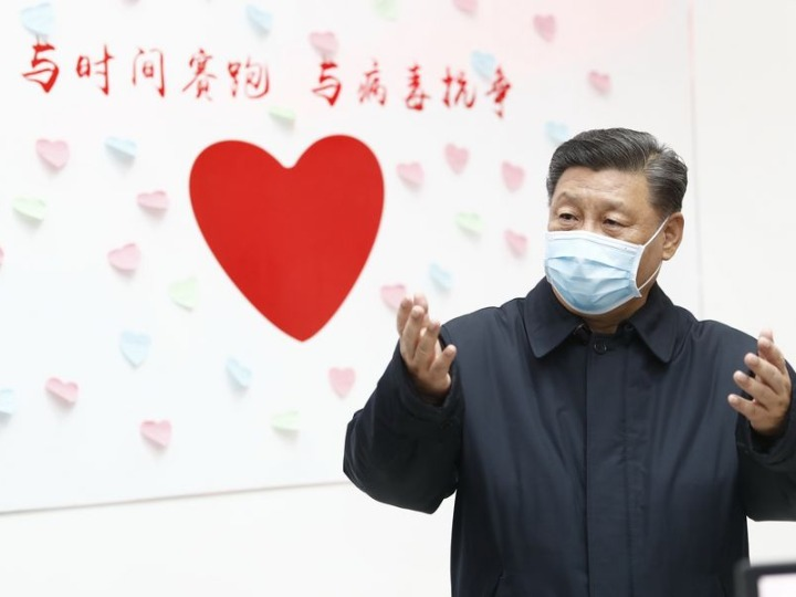 Xi Focus: President Xi urges protection, care for medical workers in epidemic fight