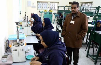 Egypt's first jewelry school ignites hope for jewelry-making industry