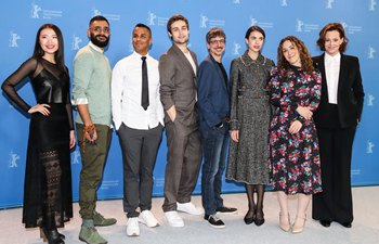 """Photocall of """"My Salinger Year"""" at 70th Berlin Int'l Film Festival"""