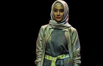Muslim Fashion Festival 2020 held in Jakarta