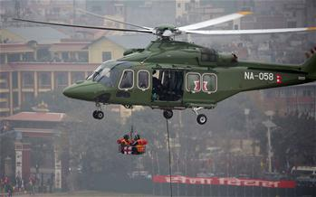 Army Day celebration held in Kathmandu, Nepal