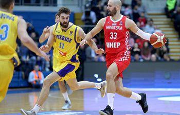 Highlights of FIBA Eurobasket qualifiers