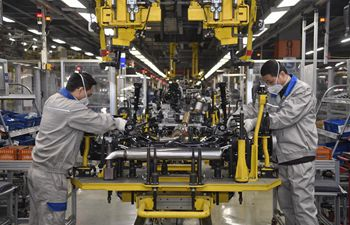 FAW-Volkswagen resumes production at its 4 production bases across China