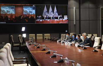 Olympic Broadcasting Services World Broadcaster Meeting held in Madrid