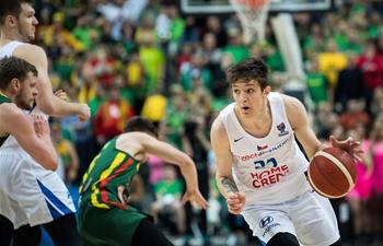 FIBA Eurobasket 2021 qualifying Group C: Lithuania vs. Czech Republic