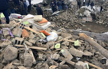 9 killed in Turkey as earthquake hits neighboring Iran