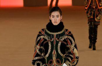 Paris Women's Fashion Week: Balmain's F/W 2020-2021 Ready-to-Wear collections